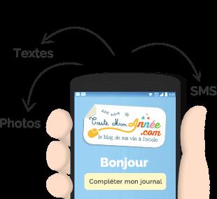 Application pour smartphone